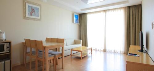 Korean-Style Apartment