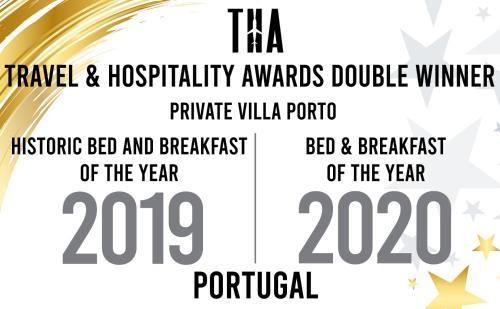 . Private Villa Porto