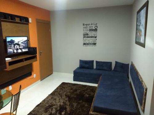 . apartamento totalmente mobiliado pra temporada, ou aluguel fixo !!