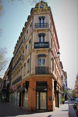 Residence Metropole - Hôtel - Toulouse