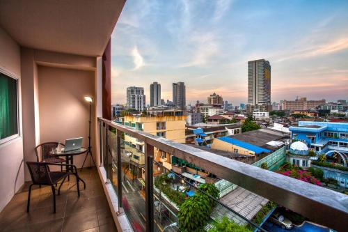 The Aim Sathorn Hotel photo 28