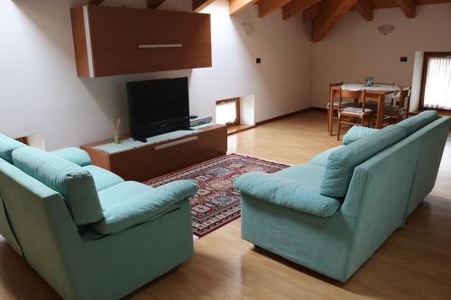 Casa Tua - Apartment - Cembra