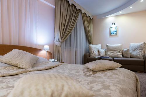 Polist Hotel, Starorusskiy rayon