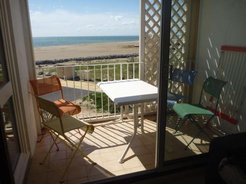 BM 240 Appartement T2 vue mer 4 couchages NARBONNE-PLAGE - Location saisonnière - Narbonne