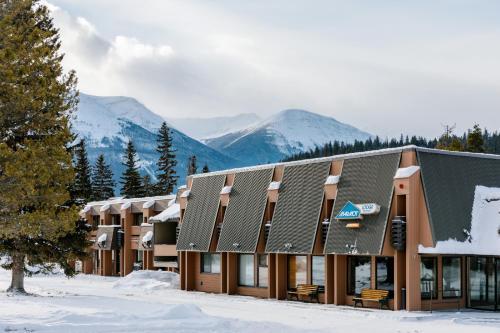 Marmot Lodge Jasper - Jasper, AB T0E 1E0