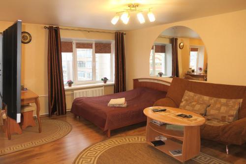 . Apartment on Burkova 27