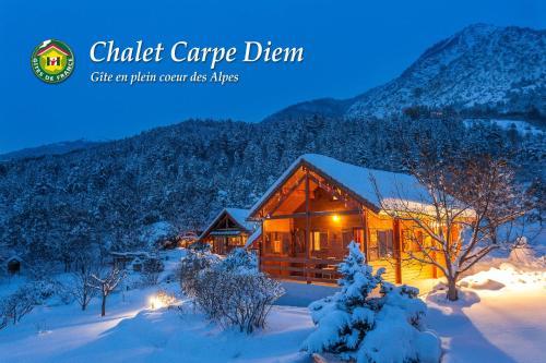 Chalet Carpe Diem - La Bâtie-Neuve