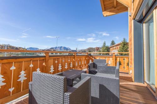 Chalet Secret de Neige Alpe-d'Huez - Hotel - Alpe d'Huez