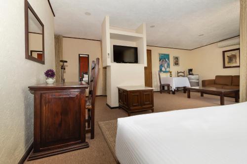 La Huerta Golf and Hotel, Cholula