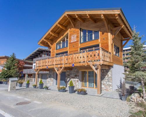 Chalet Secret de Neige Alpe-d'Huez Alpe d'Huez