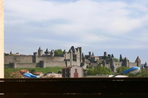 Le Balcon sur la Cité - Location saisonnière - Carcassonne