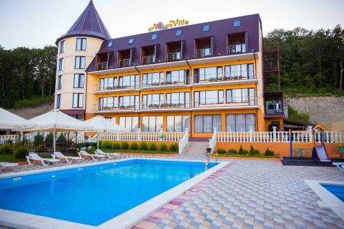 . Hotel Aqua Villa