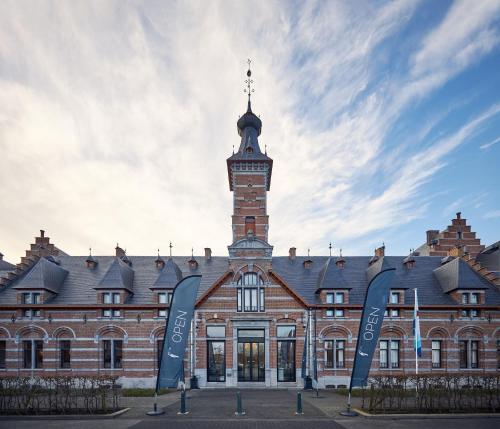Van der Valk  Mechelen, Pension in Mechelen