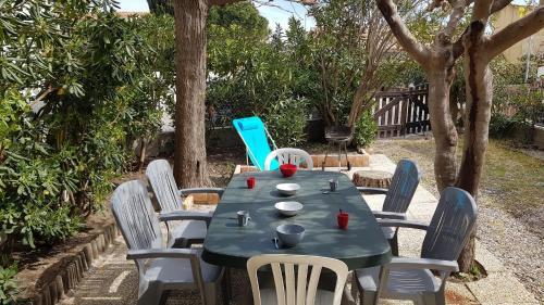 RAG35 : Appartement T2 6 couchages - NARBONNE PLAGE - Location saisonnière - Narbonne