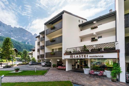 Residence Lastei - Accommodation - San Martino di Castrozza