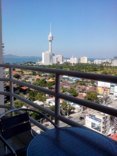 View Talay Jomtien Condominium Beach Project 2 A