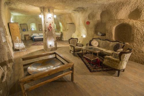 7 Oda Kapadokya Cave Hotel - Accommodation - Urgup