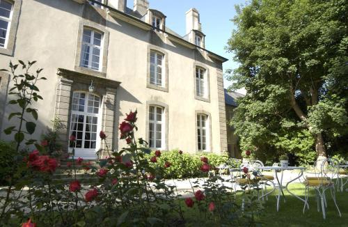Malouinière Le Valmarin - Hôtel - Saint-Malo