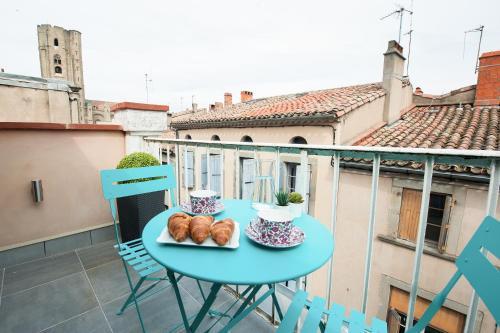 Toits de Bastide - Location saisonnière - Carcassonne