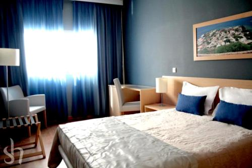 Hotel Santiago,
