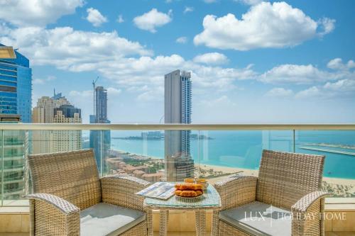 LUX - The Dubai Marina Sea View Suite