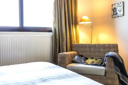 Doppelzimmer Rusticae Hotel Cardamomo Siguenza 4
