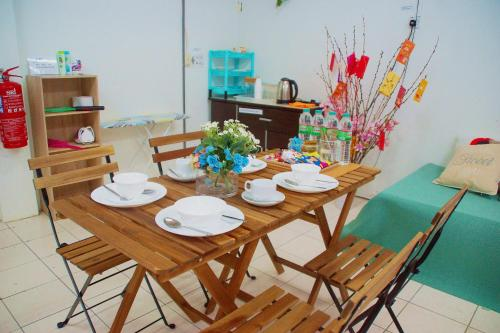 AB HOME 'Bigger Suite' #PERMAS JAYA #Shop Homestay, Johor Bahru