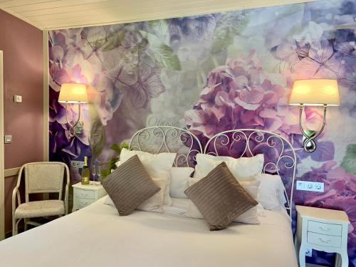 Suite Deluxe con bañera de hidromasaje Palacio Torre de Ruesga 9