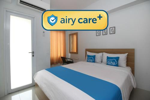 Airy Care Plus Mahogany Karawang