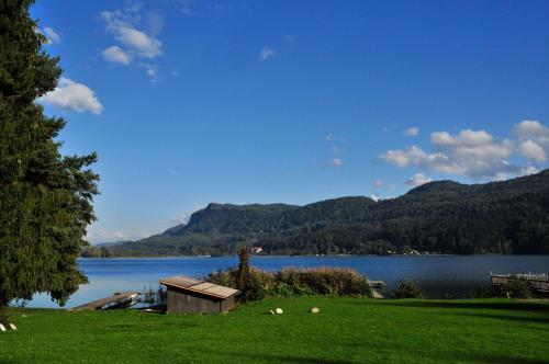 Gebetsroither - FKK Camping Sabotnik, Pension in Keutschach am See