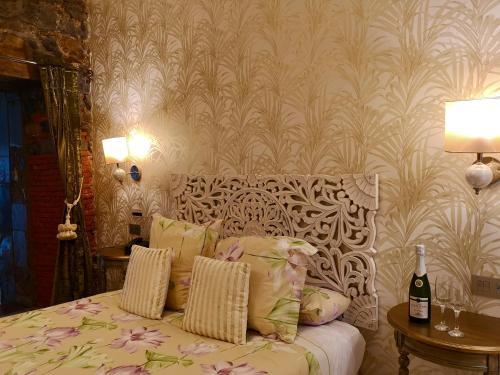 Suite Familiar con vistas al jardín Palacio Torre de Ruesga 3