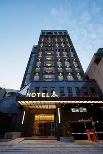. Hotel A