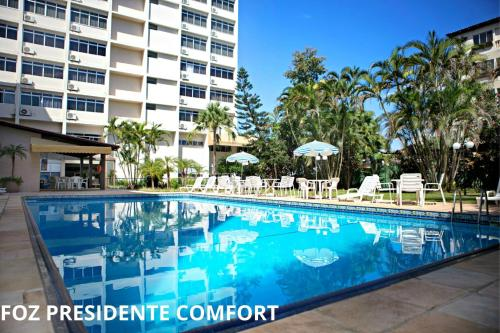 Foz Presidente Comfort Hotel (Photo from Booking.com)