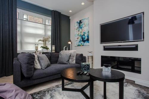 Stunning Deluxe 3 Bedroom House in Fitzrovia