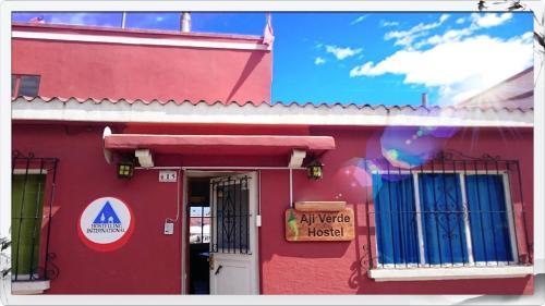 . Aji Verde Hostel