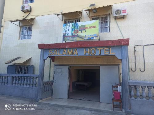 . Salama Hôtel Majunga