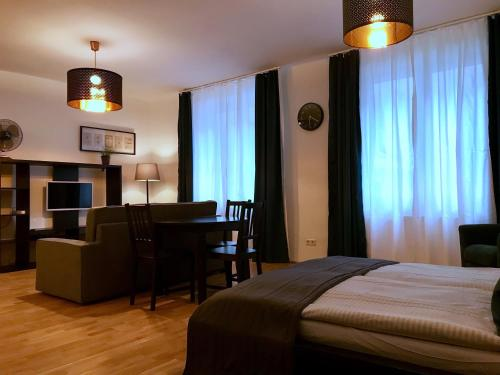 Downtown-Explorer-Apt near Stephansplatz, 1010 Wien