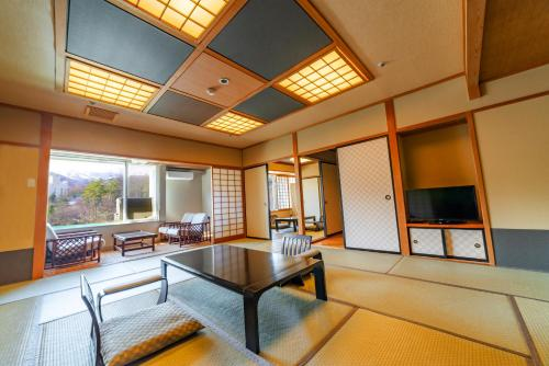 Superior Japanese-Style Room with View