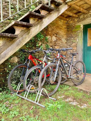 Habitación Doble Deluxe - 2 camas - Uso individual Casa Rural Piñeiro, de Vila Sen Vento 20