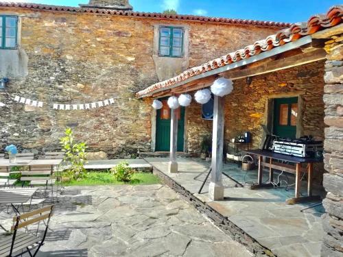Habitación Doble Deluxe - 2 camas - Uso individual Casa Rural Piñeiro, de Vila Sen Vento 14