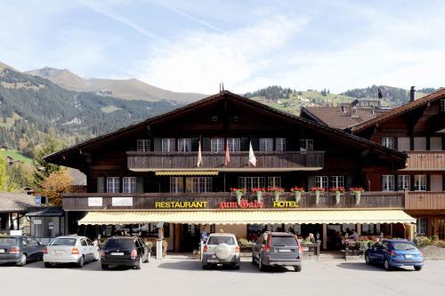 . Hotel-Restaurant zum Gade