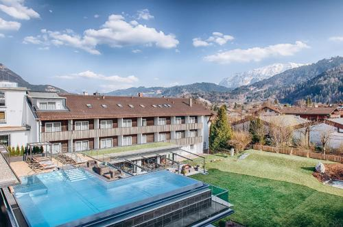 Obermühle 4*S Boutique Resort - Hotel - Garmisch-Partenkirchen