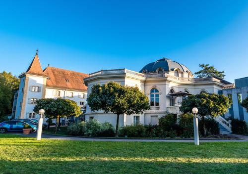 . Hotel et Centre Thermal d'Yverdon-les-Bains