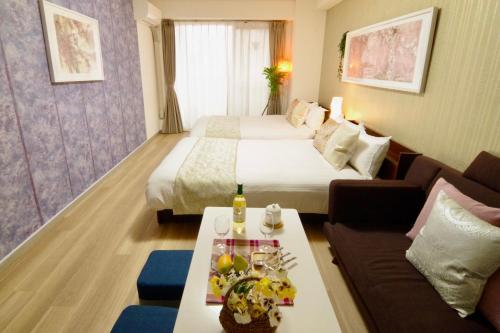 *606* 道頓堀東Art Hotel