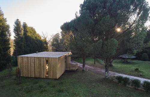 Cabaña con vistas al jardín - Uso individual Vila Sen Vento 17