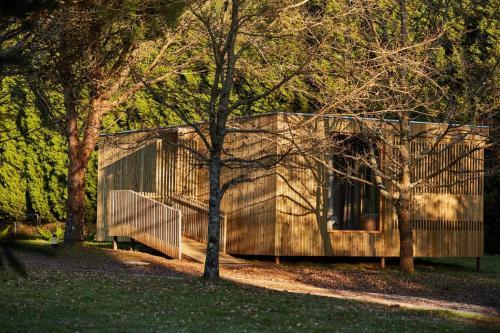Cabaña con vistas al jardín - Uso individual Vila Sen Vento 16