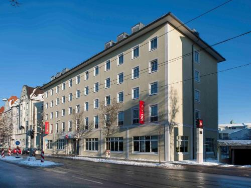 Accommodation in Augsburg