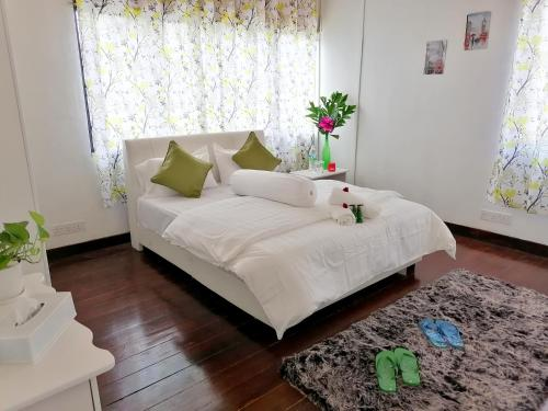Merpati Villa, Kuala Muda