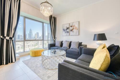 Exquisite Two Bedroom Apartment in South Ridge 4 by Deluxe Holiday Homes - image 12