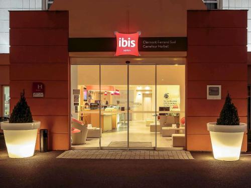 ibis Clermont Ferrand Sud Herbet - Hotel - Clermont-Ferrand